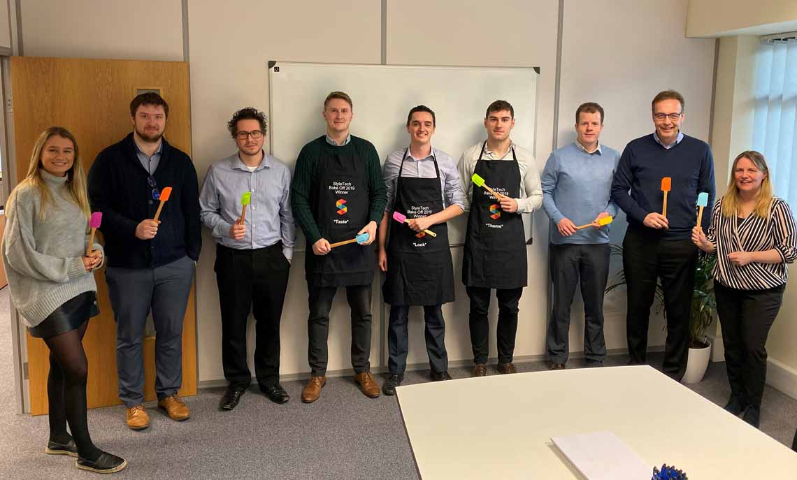 StyleTech Office Bake Off 2019